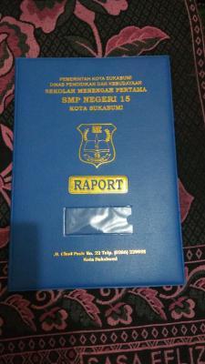 Sampul Raport SD